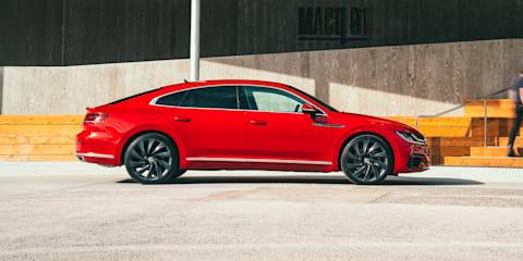 2018 Volkswagen Arteon pricing and specs