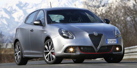 2017 Alfa Romeo Giulietta facelift unveiled: Australian launch due later this year