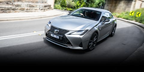 2019 Lexus RC350 F Sport review