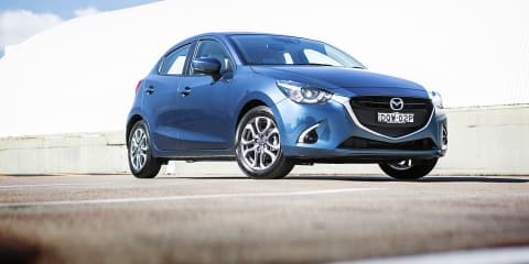 2018 Mazda 2 GT automatic review
