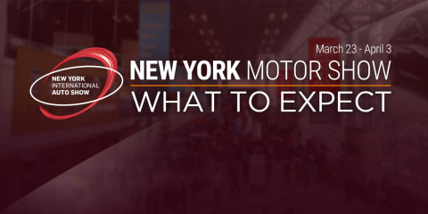 2016 New York motor show:: what to expect - UPDATE