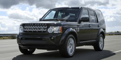 2013 Land Rover Discovery 4 update here in January