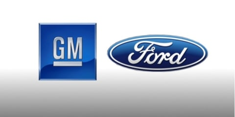 Ford, GM say they are prepared for economic downturn