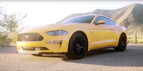 2018 Ford Mustang update leaked