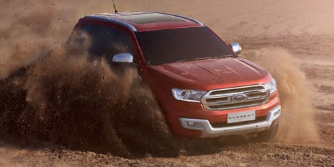 2015 Ford Everest details leaked ahead of Bangkok motor show