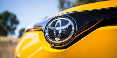 Toyota planning sub-C-HR crossover - report