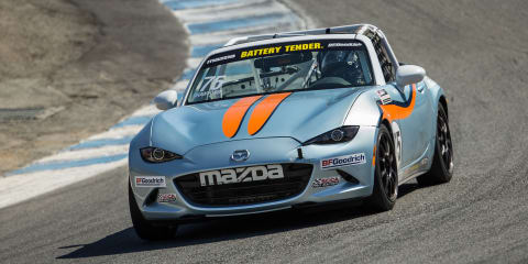 Mazda MX-5 Cup Global Invitational: I survived a harrowing day of practice and qualifying at Laguna Seca