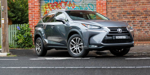2017 Lexus NX200t Luxury AWD review