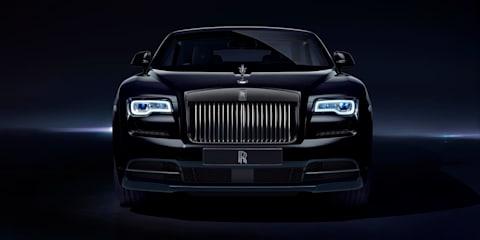 Rolls-Royce Dawn Black Badge revealed - UPDATE