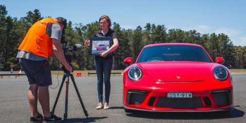 The CarAdvice Winners Circle 2018, Mandy Turner: Porsche 911 GT3