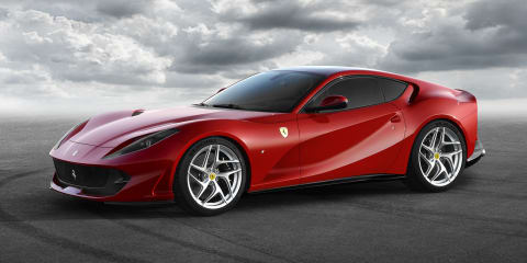 2017 Ferrari 812 Superfast revealed
