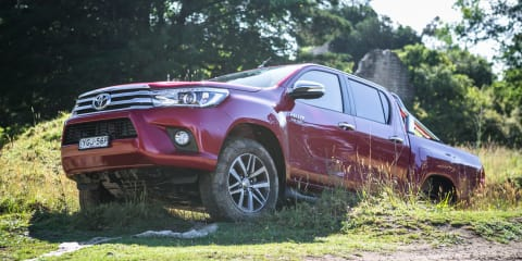 2016 Toyota HiLux SR5 Double Cab review