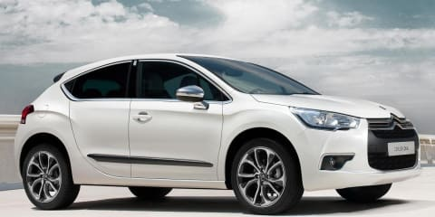2011 Citroen DS4 revealed ahead of Paris Motor Show, Australian launch expected in Q3 2011