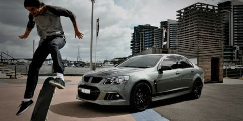 Walkinshaw enhances HSV Gen-F with 676Nm W375 pack