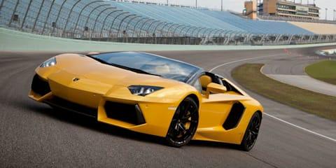 Lamborghini Aventador LP700-4 Roadster: $795,000 price tag announced