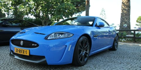 Jaguar XKR-S photo gallery