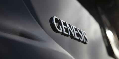 Large and medium Genesis SUVs here by 2020