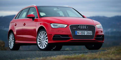 2016 Audi A3 Sportback e-tron pricing and specifications