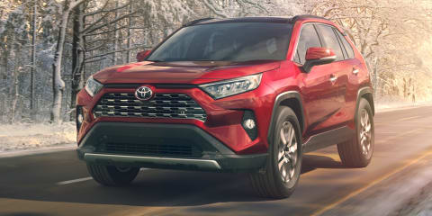 Toyota RAV4 hybrid confirmed for Australia