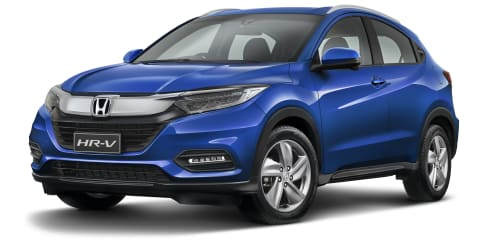 Honda HR-V +Luxe on sale from $29,990
