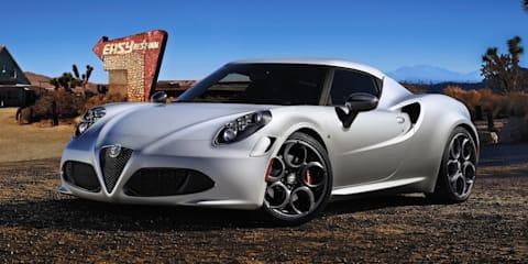 """Alfa Romeo 4C to be """"sub $80,000"""" in Australia"""