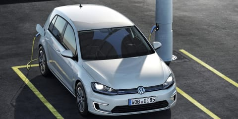 "Volkswagen global CEO says ""new era"" coming"