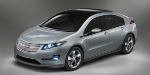 Chevrolet Volt owners eligible for free home charging stations