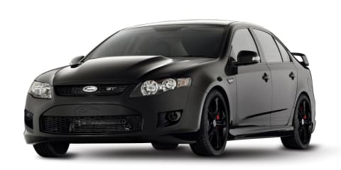 2011 FPV GT Black limited edition on sale in Australia: 125 only