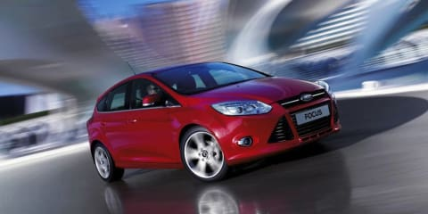 Ford Focus MkII prices and specifications revealed