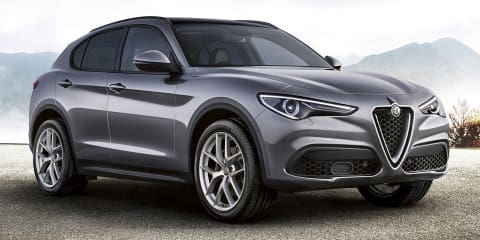 2018 Alfa Romeo Stelvio Ti announced from $78,900