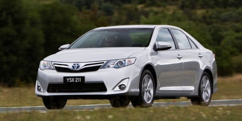 Toyota sells two-millionth locally built car in Australia