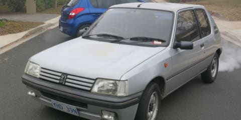 1992 Peugeot 205 Review
