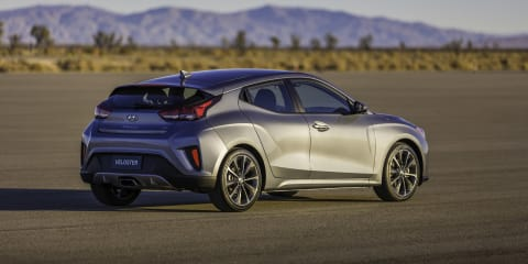 2018 Hyundai Veloster & Veloster N unveiled