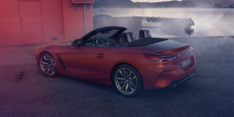 2019 BMW Z4 M40i leaked in full