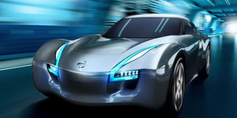 Nissan ESFLOW Concept Geneva preview