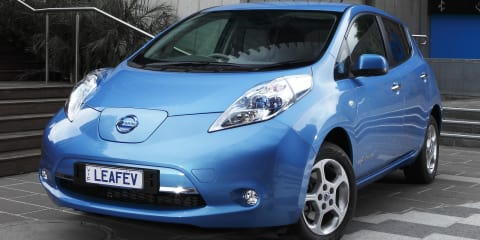 Nissan Leaf a loss-maker in Australia, but brand remains committed to electric hatch
