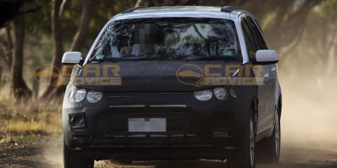 2011 Ford Territory EcoBoost Spied
