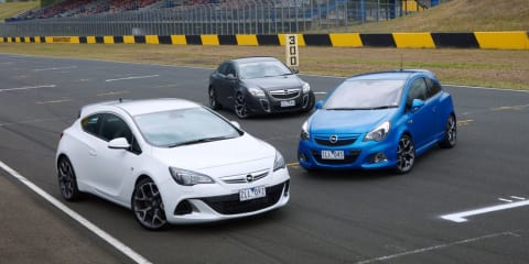 Opel launches high-performance OPC range in Australia