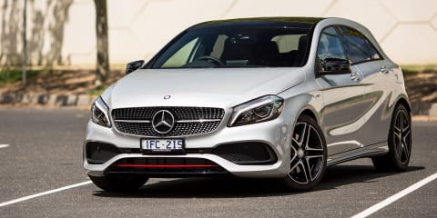 Mercedes Benz A45 Review Specification Price Caradvice