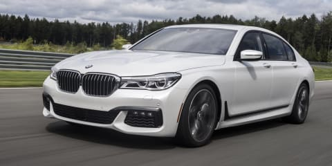 2016 BMW 7 Series Review