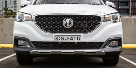 VFACTS: MG sales on the rise