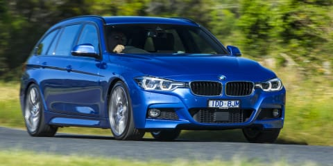 BMW 3 Series doesn't need to beat C-Class on its own, says local boss