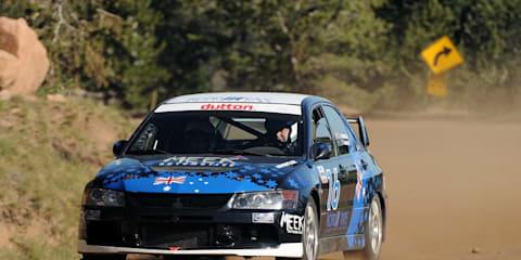 Aussie driver wins at Pikes Peak