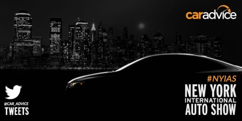 2015 New York Auto Show: LIVE Feed