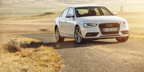 Audi A4 1.8T Review