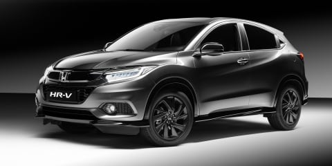 2019 Honda HR-V Sport: Turbo SUV revealed for the UK - UPDATE