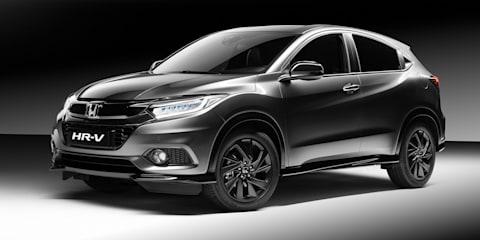 2019 Honda HR-V Sport: Turbo SUV revealed for the UK - UPDATE