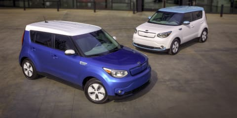 Kia Soul EV : 160km-plus electric hatch revealed