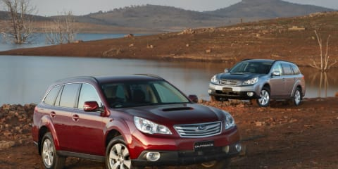 2012 Subaru Outback upgraded, Forester X limited edition on sale