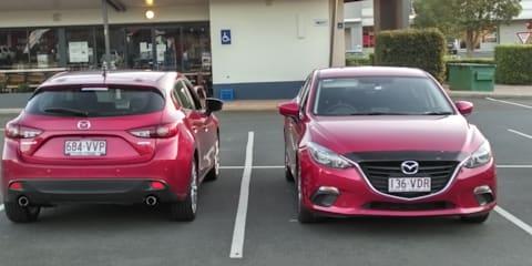 2015 Mazda 3 SP25 Review